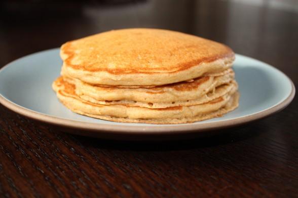 whole grain buttermilk pancakes recipe Pamela Salzman Recipes