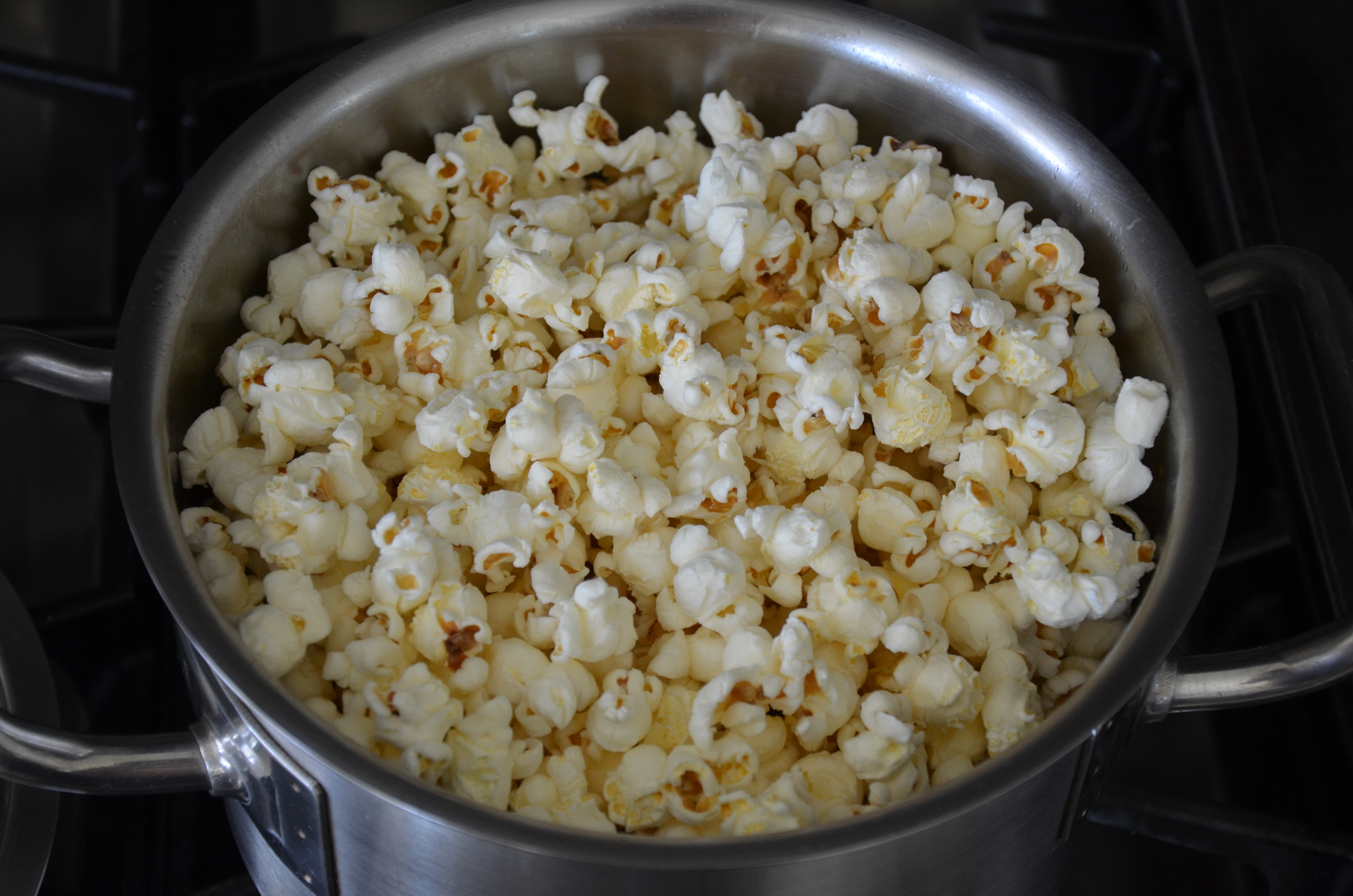 Popcorn Not Microwave