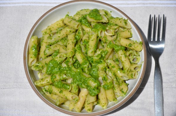 Basil Parsley Pesto