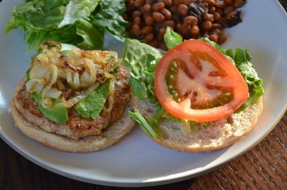 Tasty Turkey Burgers Pamela Salzman Recipes