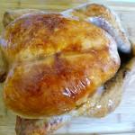 traditional roast turkey with gravy
