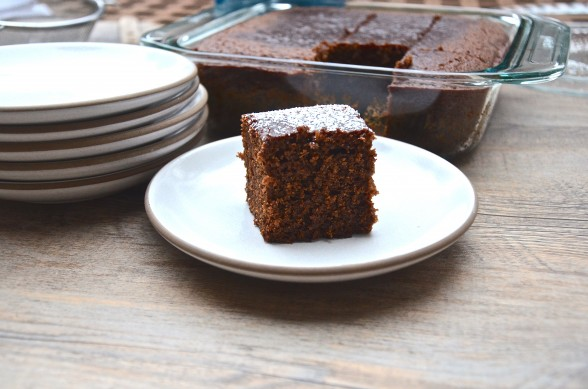 vegan gingerbread recipe | pamela salzman
