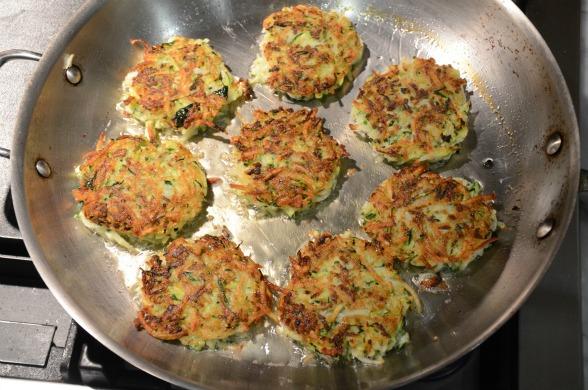 Zucchini Latkes Recipes — Dishmaps