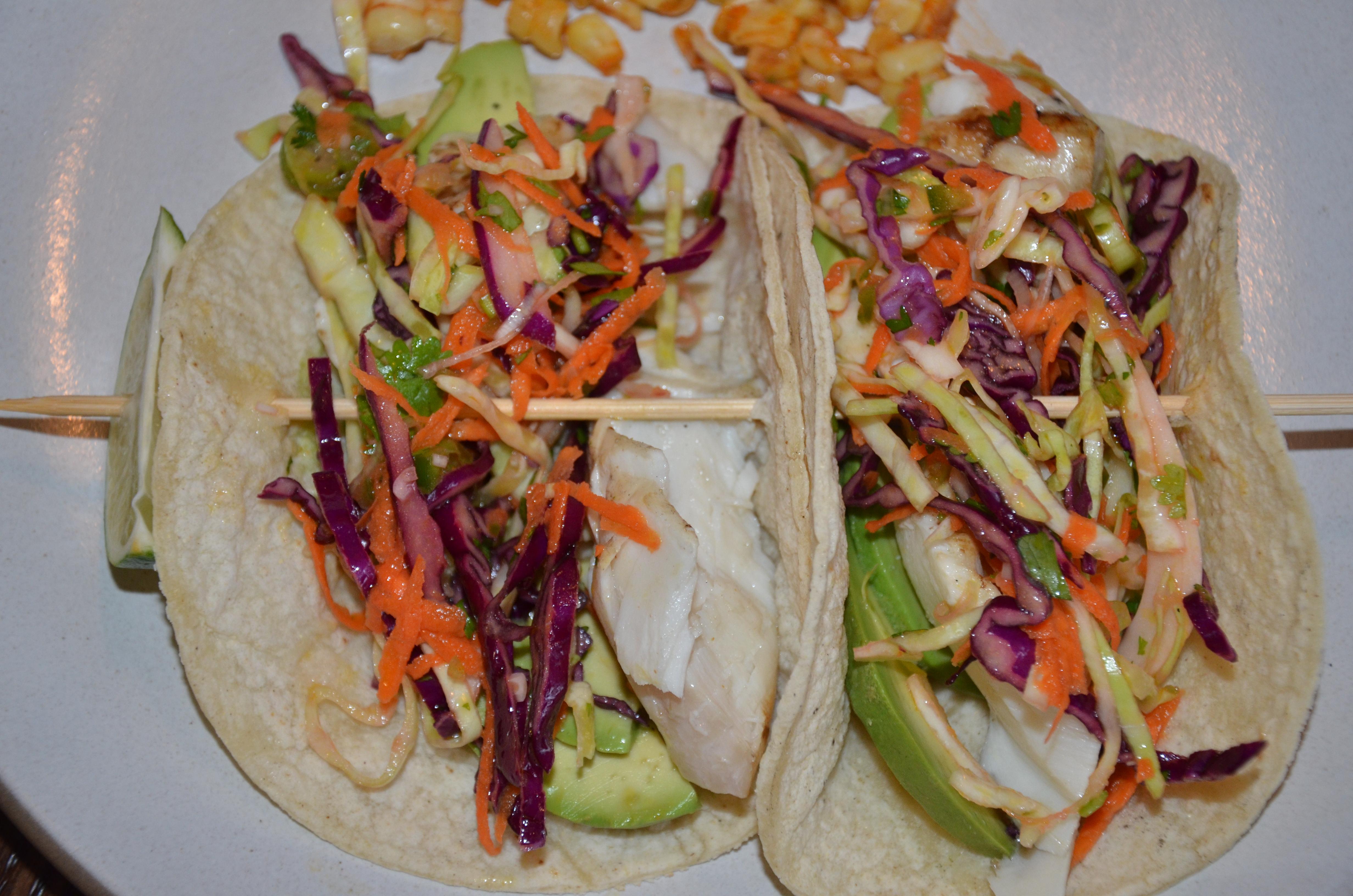 Grilled Fish Tacos Recipe Pamela Salzman Recipes