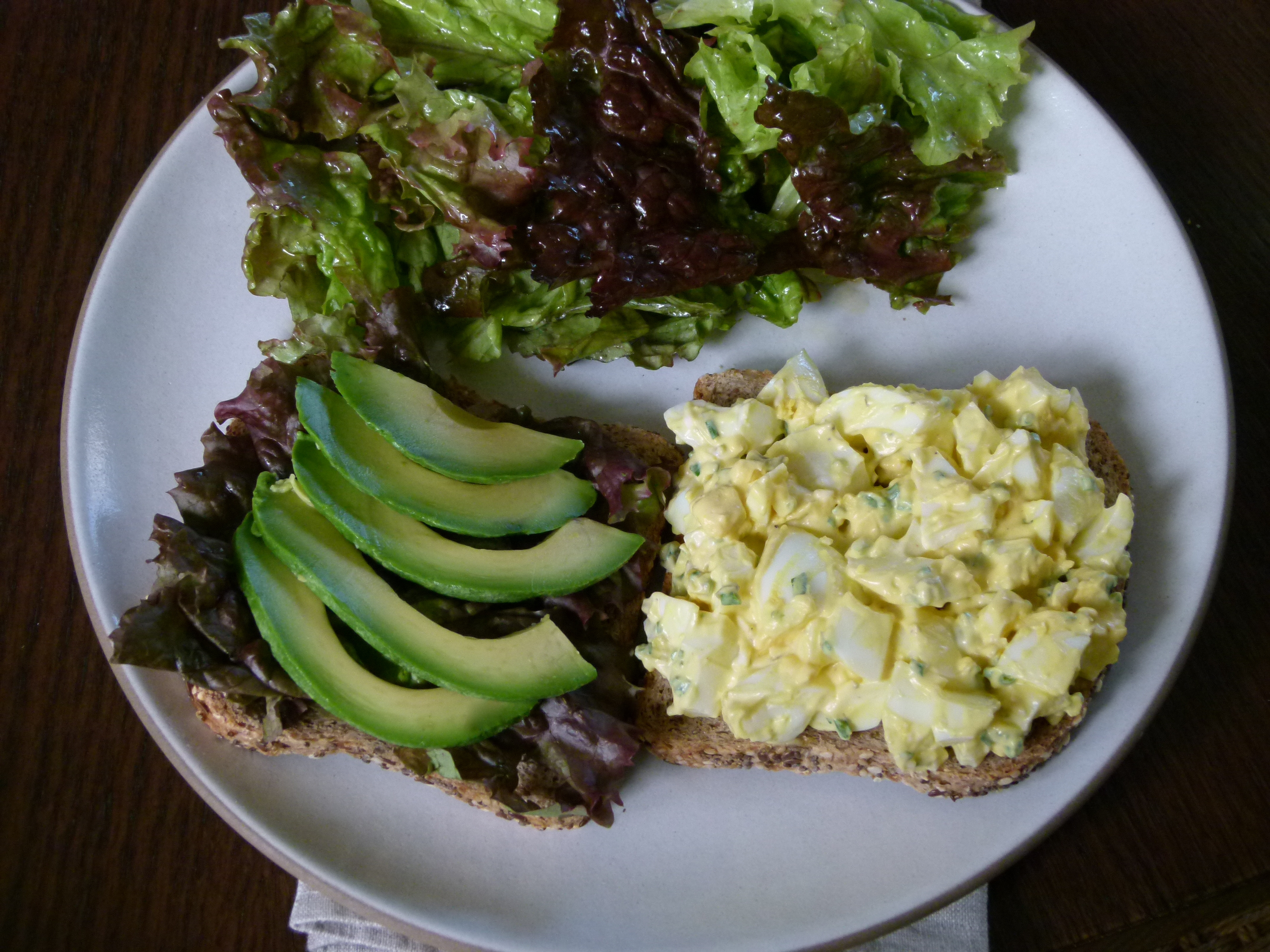 egg salad recipe and other things you can do with hard boiled eggs