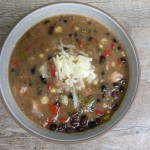 Deer Valley-Style Turkey and Black Bean Chili Recipe