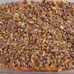 baked sweet potato casserole