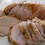 Roasted Whole Bone-In Turkey Breast Recipe