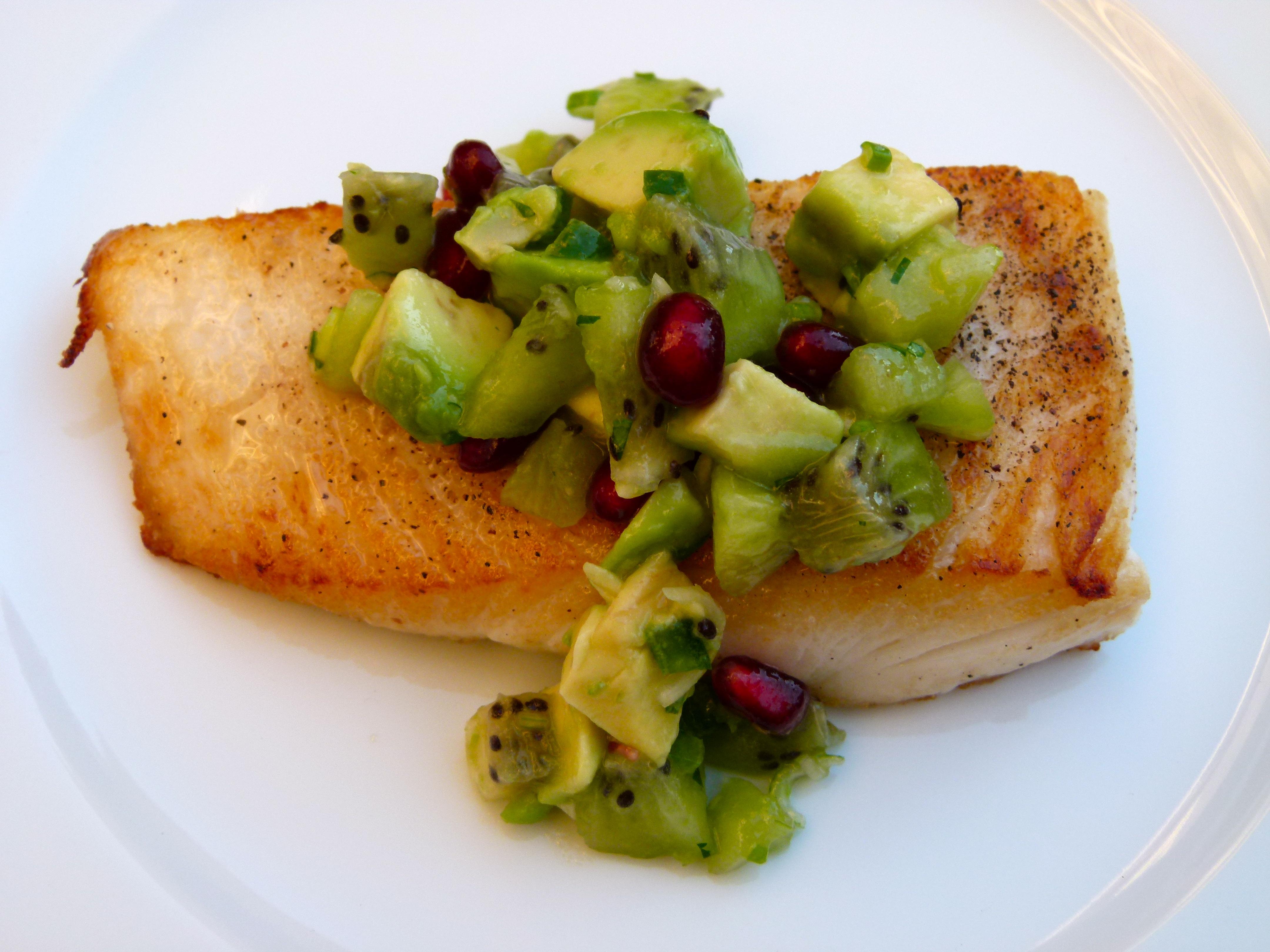 Kiwi Salsa Recipes — Dishmaps