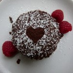 mini flourless chocolate cakes recipe