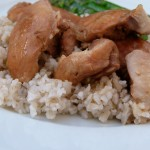 chicken adobo by Pamela Salzman