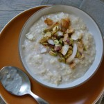 warm coconut millet porridge by pamelasalzman.com