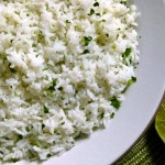 Cilantro-Lime Rice from Pamela Salzman