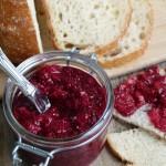 Raspberry Chia Jam by Pamela Salzman