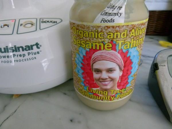 love this raw tahini