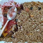 apricot, cherry and almond crisp recipe