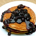 fresh blueberry sauce | pamela salzman