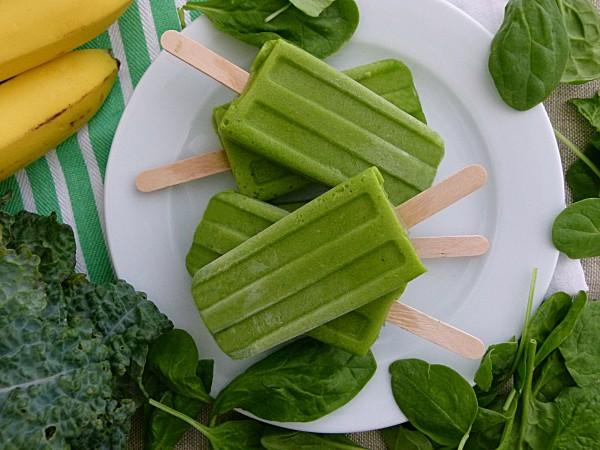 green monster popsicles | pamela salzman