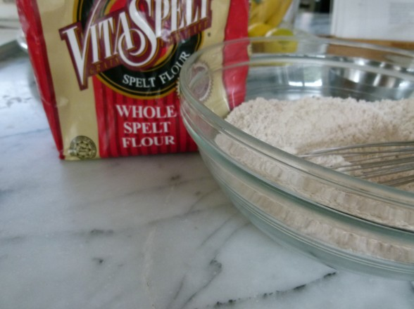 whole spelt flour