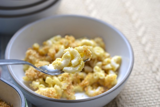 Vegan Mac & Cheese|Pamela Salzman