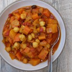 butternut squash and chickpea stew | pamela salzman