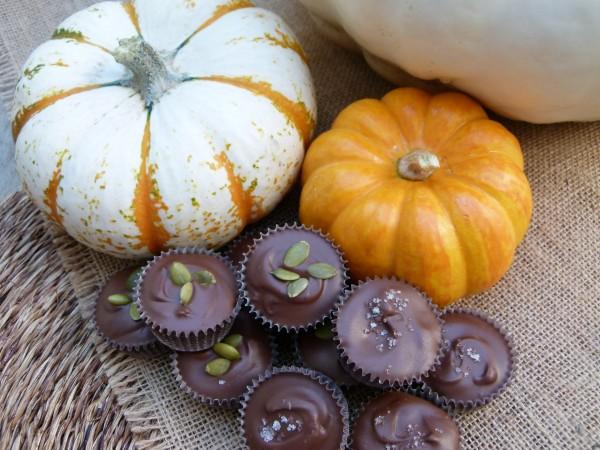 Homemade Reeses Peanut Butter Cups | Pamela Salzman