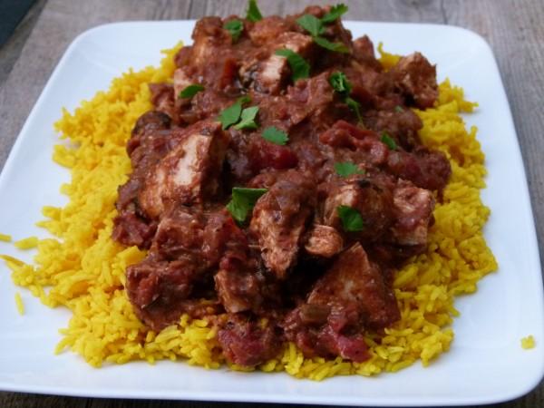 chicken tikka masala | pamela salzman