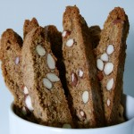 gingerbread biscotti (gluten-free version, too!)