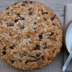 Coconut Coffeecake with Chocolate Chunks Recipe (gluten-free/dairy-free adaptable)