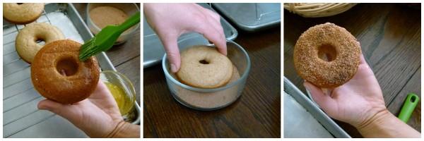 dipping in cinnamon-sugar