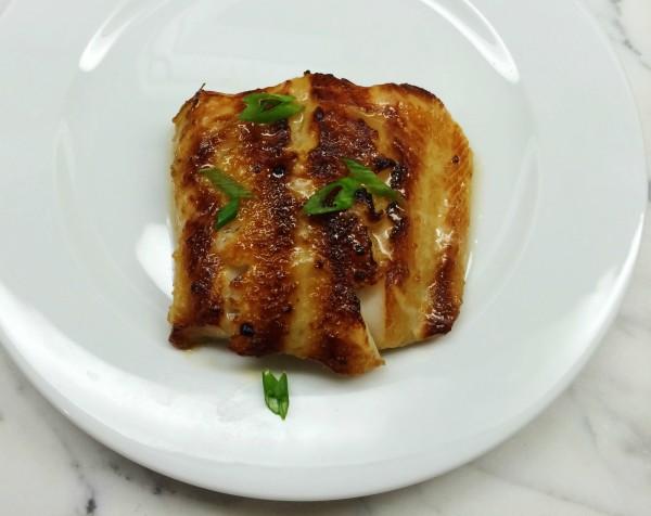 miso-glazed black cod | pamela salzman