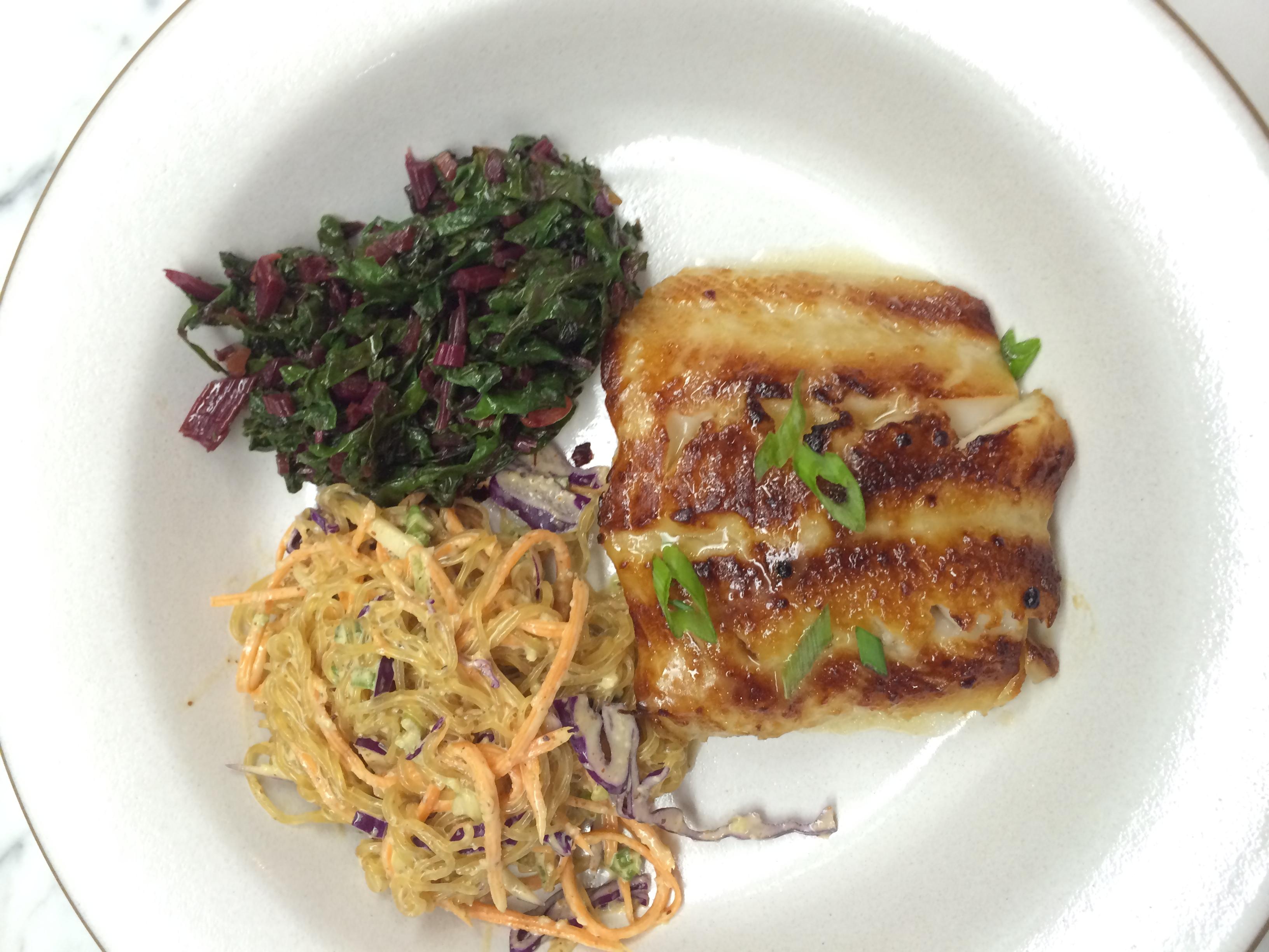 Miso-Glazed Black Cod Recipe | Pamela Salzman & Recipes