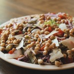 Vegetarian Antipasto Chopped Salad