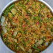 vegetable paella | pamela salzman