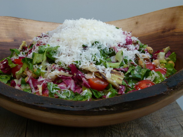 Vegetarian Chopped Antipasto Salad | Pamela Salzman