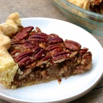 pecan pie without corn syrup | pamela salzma