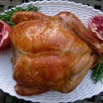 whole roasted maple-brined turkey recipe | pamela salzman