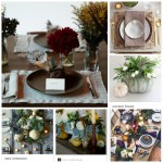 thanksgiving decor ideas | pamela salzman