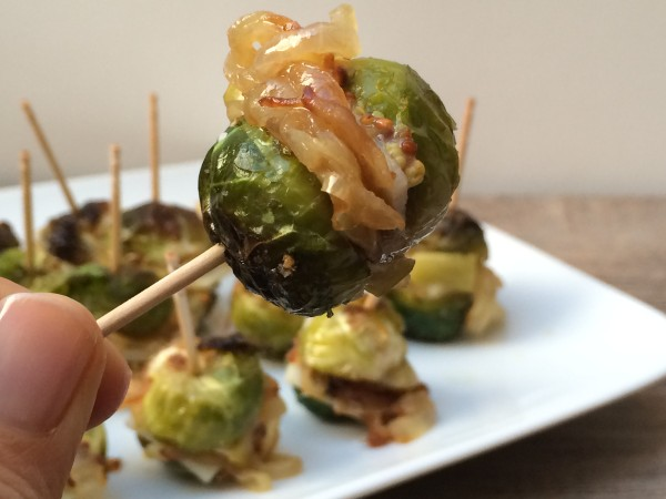 brussels sprout sliders recipe