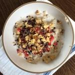 DIY gluten-free multigrain porridge | pamela salzman
