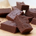 truly healthy chocolate fudge | pamela salzman