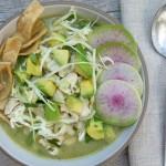 chicken posole verde | pamela salzman