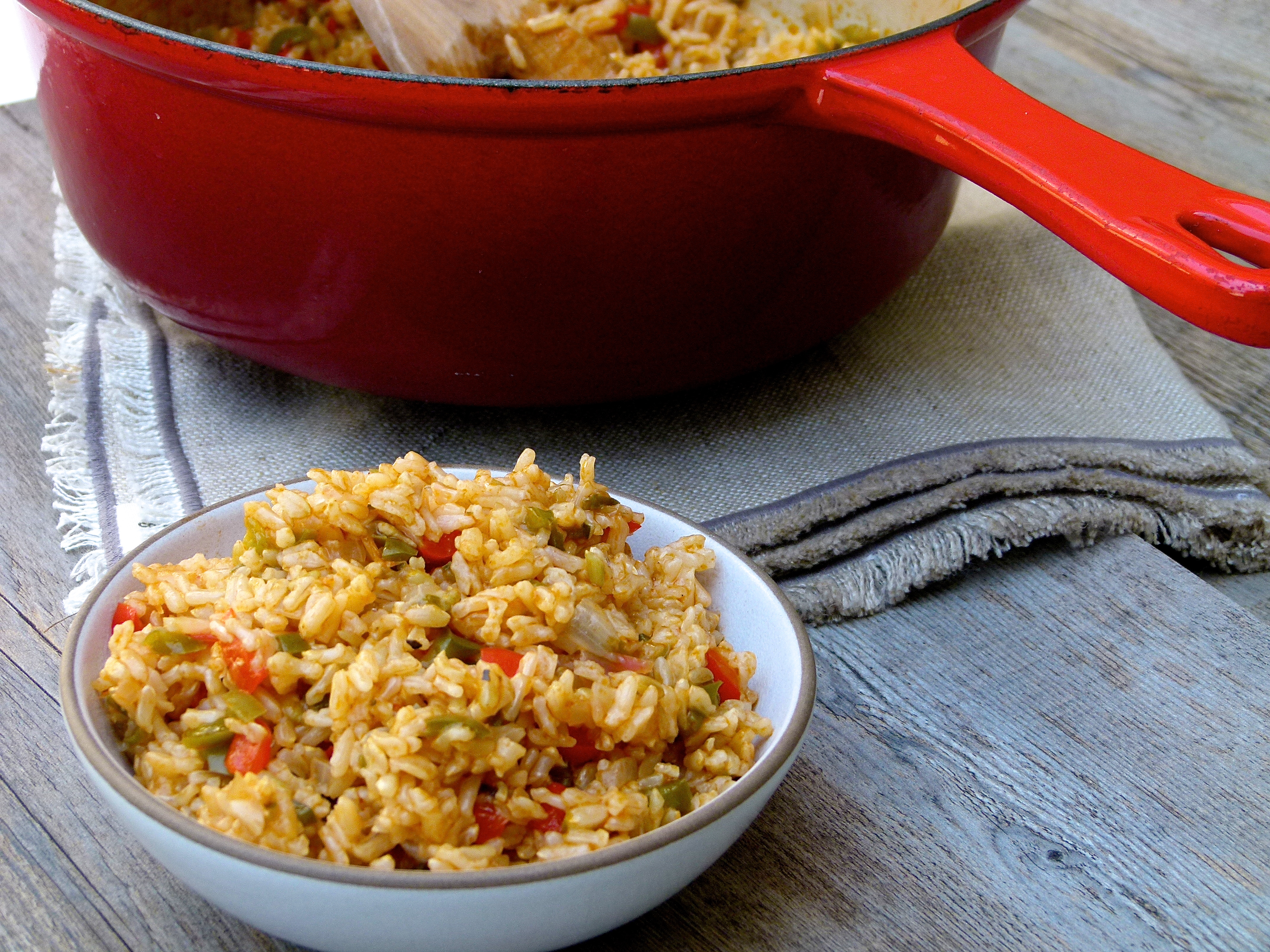 Restaurant-Style Mexican Rice | pamela salzman