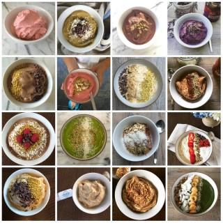 how to make a smoothie bowl | pamela salzman