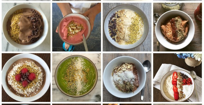 How to Make a Smoothie Bowl: Recipe and Video