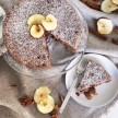 Grain-free Cinnamon Apple Cake Recipe