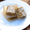 Luscious Lemon Bars from Whole Food Energy Cookbook