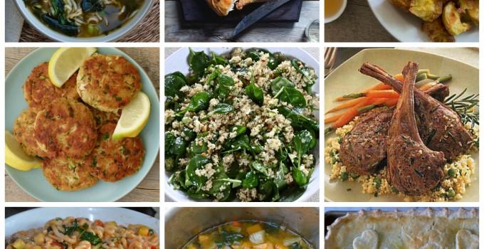Dinner Planner:  Week of February 8th