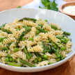 Spring Green Pasta with Asparagus and Peas Recipe