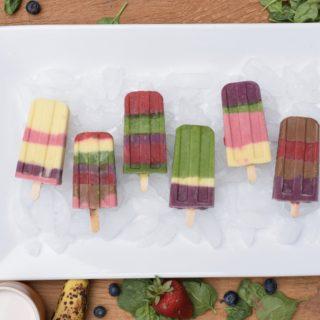 popsicles made from leftover smoothies!  pamelasalzman.com